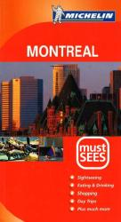Buy map Montreal, Quebec, Must See Guide by Michelin Maps and Guides
