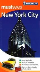 Buy map New York City, New York, Must See Guide by Michelin Maps and Guides from New York Maps Store