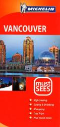 Buy map Vancouver, British Columbia, Must See Guide by Michelin Maps and Guides from British Columbia Maps Store