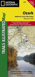 Buy map Ozark National Scenic Riverways, Map 260 by National Geographic Maps from United States Maps Store