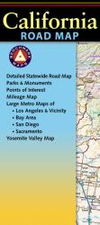 Buy map California Road Map by Benchmark Maps from California Maps Store