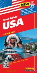 Buy map United States by Hallwag from United States Maps Store