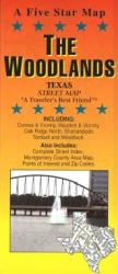Buy map Woodlands and South Montgomery County, Texas by Five Star Maps, Inc. from Texas Maps Store