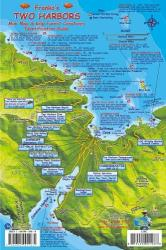 Buy map California Fish Card, Two Harbors, Catalina 2008 by Frankos Maps Ltd. from California Maps Store