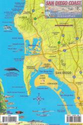 Buy map California Fish Card -San Diego 2010 by Frankos Maps Ltd. from California Maps Store