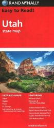Buy map Utah by Rand McNally from Utah Maps Store