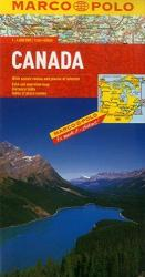 Buy map Canada by Marco Polo Travel Publishing Ltd from Canada Maps Store