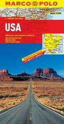 Buy map United States by Marco Polo Travel Publishing Ltd from United States Maps Store
