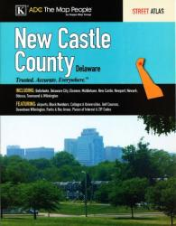 Buy map New Castle County, Delaware, Atlas by Kappa Map Group