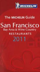 Buy map San Francisco Bay Area and Wine Country Restaurants, Red Guide by Michelin Maps and Guides