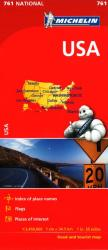 Buy map United States (761) by Michelin Maps and Guides from Map Store