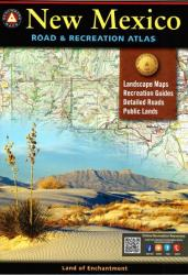 Buy map New Mexico Road and Recreation Atlas by Benchmark Maps from New Mexico Maps Store