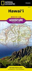 Buy map Hawaii Adventure Map 3111 by National Geographic Maps from Hawaii Maps Store