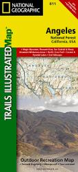 Buy map Angeles National Forest, California, Map 811 by National Geographic Maps from California Maps Store