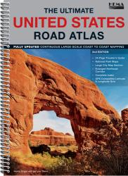 Buy map United States, The Ultimate Road Atlas by Hema Maps from Map Store