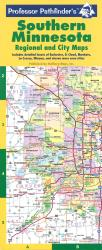Buy map Minnesota, Southern, Regional and City Maps by Hedberg Maps