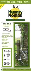 Buy map Boston, Western, Farm Tours, bicycle and walking map by Rubel BikeMaps from Massachusetts Maps Store