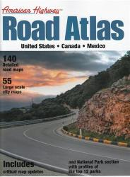 Buy map United States, Canada and Mexico Highway Road Atlas, small version by Mapping Specialists Ltd. from United States Maps Store