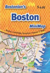 Buy map Bostonians Boston Mini-Map by Opus Publishing from Massachusetts Maps Store