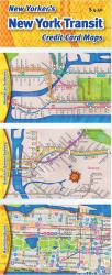 Buy map Credit Card Maps: New York City Transit Set by Opus Publishing from New York Maps Store