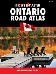 Buy map Ontario Road Atlas by Route Master from Ontario Maps Store
