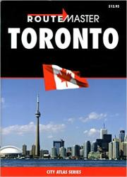 Buy map Toronto, Ontario, Street Atlas by Route Master from Ontario Maps Store