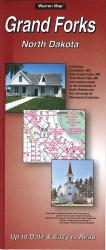 Buy map Grand Forks, North Dakota by The Seeger Map Company Inc. from North Dakota Maps Store