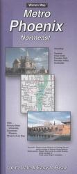 Buy map Phoenix, Arizona Metro, Northeast by The Seeger Map Company Inc. from Arizona Maps Store