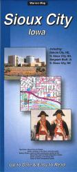 Buy map Sioux City, Iowa by The Seeger Map Company Inc. from Iowa Maps Store