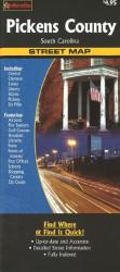 Buy map Pickens County, South Carolina by The Seeger Map Company Inc., NorthernStar (Firm)