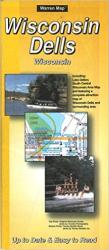 Buy map Wisconsin Dells, Wisconsin by The Seeger Map Company Inc. from Wisconsin Maps Store