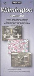 Buy map Wilmington, Delaware by The Seeger Map Company Inc. from Delaware Maps Store