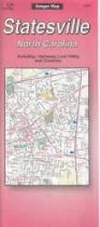Buy map Statesville, North Carolina by The Seeger Map Company Inc. from North Carolina Maps Store