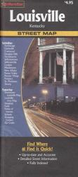 Buy map Louisville, Kentucky by The Seeger Map Company Inc., NorthernStar (Firm) from Kentucky Maps Store