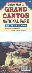 Buy map Grand Canyon National Park, Arizona by North Star Mapping