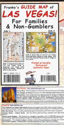 Buy map Las Vegas Family Guide, Laminated Map by Frankos Maps Ltd. in Nevada Map Store