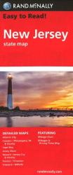 Buy map New Jersey by Rand McNally from New Jersey Maps Store