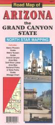 Buy map Arizona by North Star Mapping