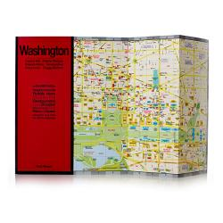 Buy map Washington, DC by Red Maps from District of Columbia Maps Store