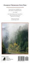Buy map Humboldt Redwoods State Park, waterproof by Redwood Hikes Press from California Maps Store