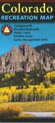 Buy map Colorado Recreation Map by Benchmark Maps