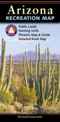 Buy map Arizona Recreation Map by Benchmark Maps from Arizona Maps Store
