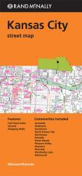 Buy map Kansas City, Missouri by Rand McNally from United States Maps Store