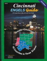 Buy map Cincinnati, Ohio, Atlas by Engels Guide from Indiana Maps Store
