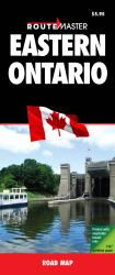 Buy map Ontario, Eastern by Route Master from Ontario Maps Store