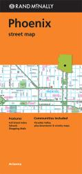Buy map Phoenix, Arizona by Rand McNally from Arizona Maps Store