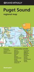 Buy map Puget Sound Regional by Rand McNally in Washington Map Store