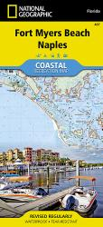 Buy map Fort Myers Beach/Naples, Florida, Map 407 by National Geographic Maps from Florida Maps Store