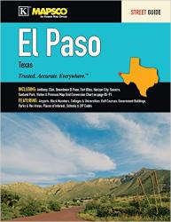 Buy map El Paso, Texas, Street Guide by Kappa Map Group