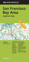 Buy map San Francisco Bay Area Regional by Rand McNally from California Maps Store